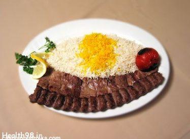 سخنگوی وزارت بهداشت:۳۰ درصد غذای ایرانی ها اضافه است