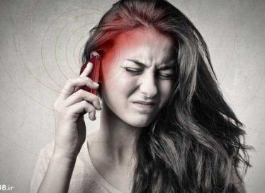 ارتباط بین استفاده زیاد از تلفن همراه و سردرد