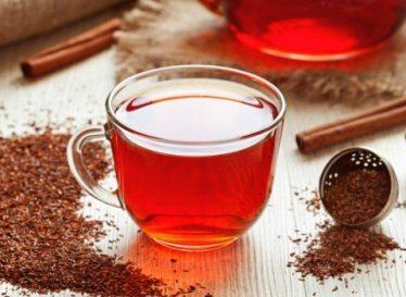 درمان آکنه با دمنوش چای قرمز
