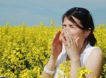 آلرژی فصلی و راهکارهای طب سنتی