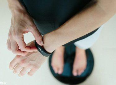 تاثیرات کاهش ۵٪ از کل وزن