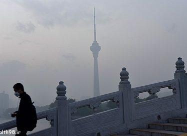 اثر آلودگی هوا بر بازگشت اماس