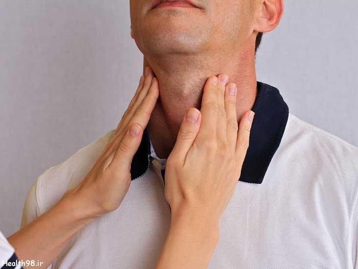 عوارض کمکاری تیروئید روی پوست، مو و ناخن