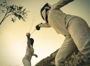 مزایای ورزش شمشیربازی برای سلامتی