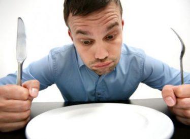 چرا همیشه احساس گرسنگی داریم