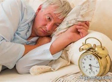 علت  بی خوابی های شبانه