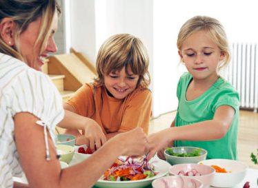 تغذیه مناسب کودکان در زمستان