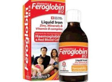 موارد مصرف شربت فروگلوبین